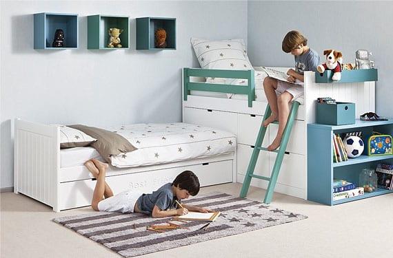 Mobiliario infantil y juvenil Asoral