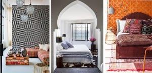 Habitaciones de inspiración marroqui