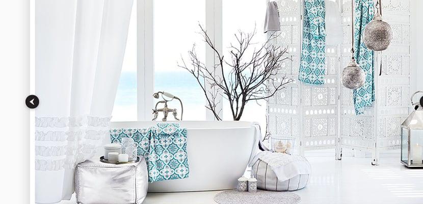 H&M: Un baño, seis posibilidades