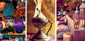 Detalles de fiesta hindú