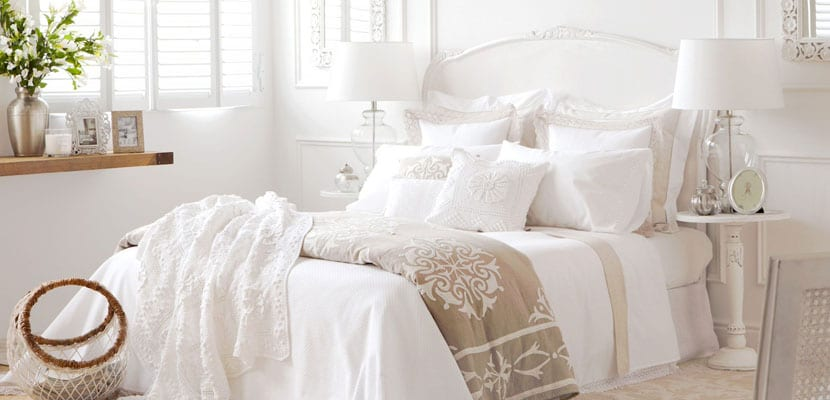 Zara Home en tonos blancos