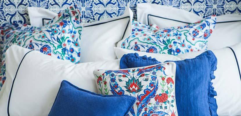 Zara Home en tonos azules