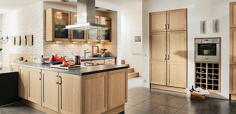 Mueble Botellero Cocina - Hogar Y Ideas De Diseño - Feirt.com
