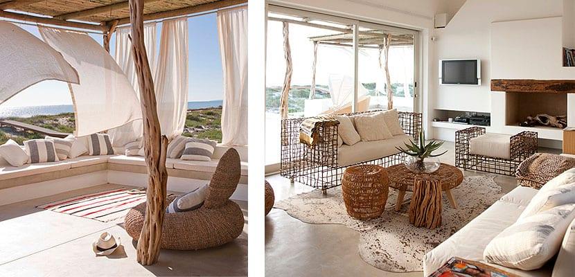 Casa de verano Sudáfrica