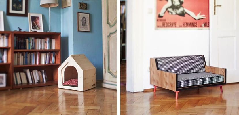 Muebles mascotas Rosi & Rufus