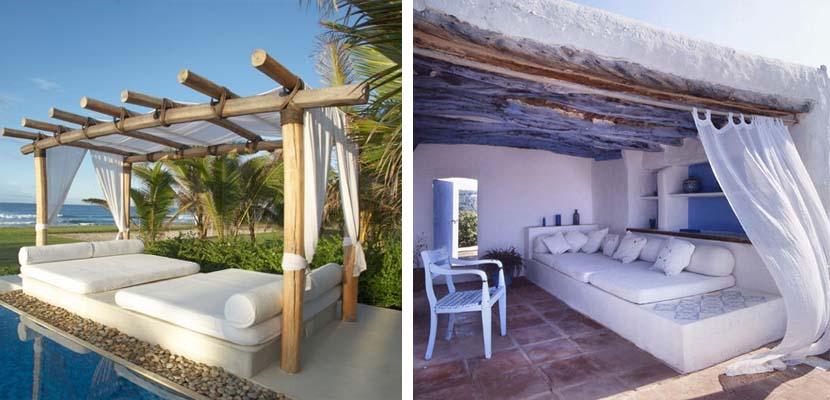 Terrazas chill out para el verano - Decoracion terrazas chill out ...