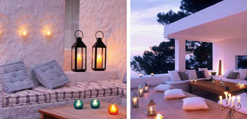 Terrazas chill out para el verano - Decoracion chill out ...