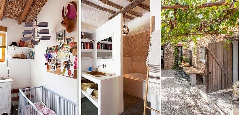 Casa rústica Ibiza