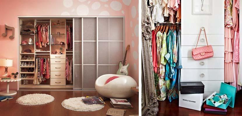 Vestidor en tu armario