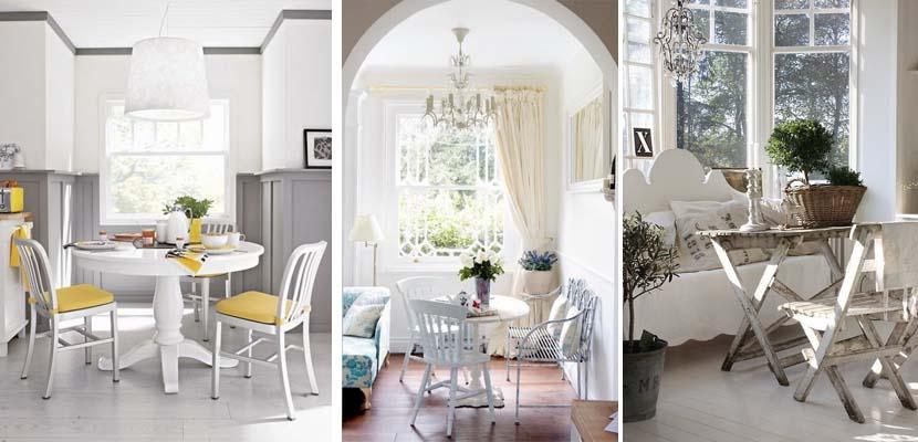 Comedores peque os con un espacio bien aprovechado for Comedores sencillos y pequenos