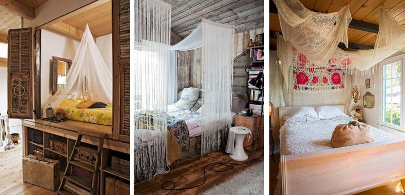 Dormitorios en estilo Boho Chic