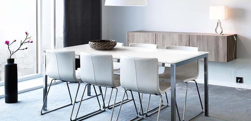 Muebles comedor baratos ikea finest hermosa muebles para for Muebles rey terrassa