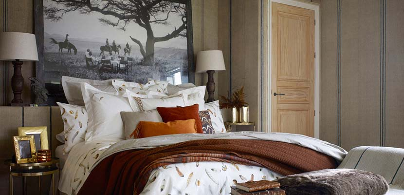 Dormitorios otoñales