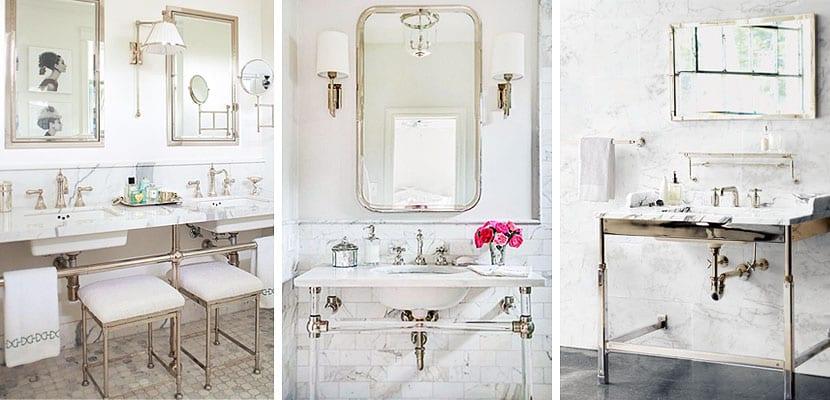 Lavabos de m rmol para tu cuarto de ba o - Lavabos de marmol para bano ...