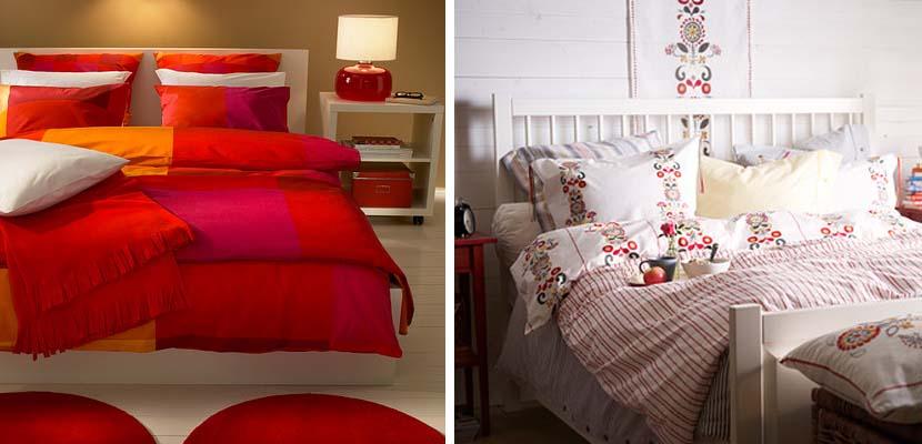 Ropa de cama de ikea viste tu dormitorio - Cama de ikea ...