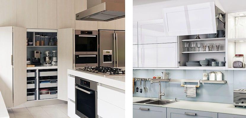 Practicas Soluciones De Almacenaje Para La Cocina - Almacenaje-cocina