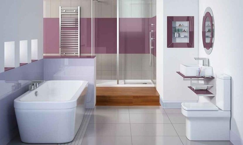 La importancia del buen olor en el cuarto de ba o - Alicatar cuarto de bano ...