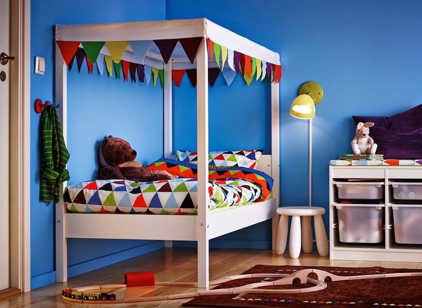 Decora la habitaci n de tus hijos con muebles ikea - Ikea habitaciones bebe ...