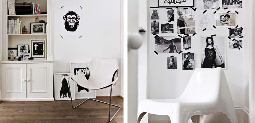 Modernidad en blanco y negro
