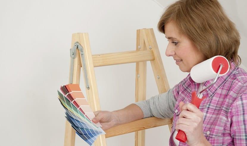 Consejos para pintar las paredes t mismo - Consejos para pintar paredes ...