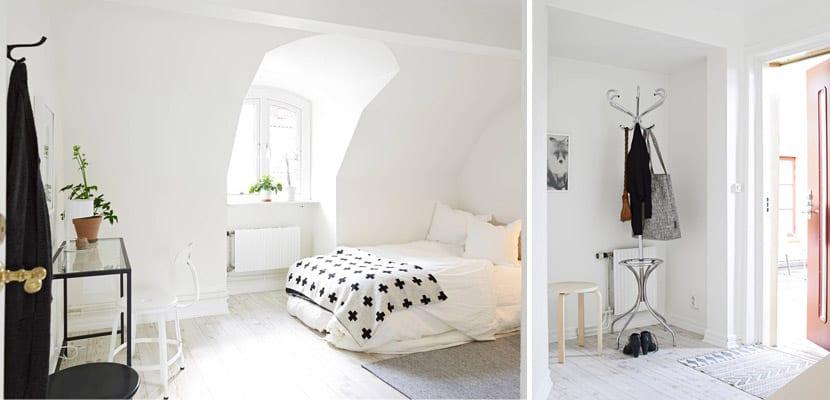 Duplex blanco