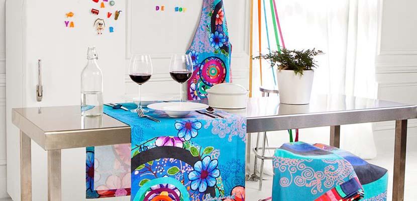 Textiles de hogar para la cocina