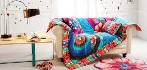 Textiles de hogar Desigual