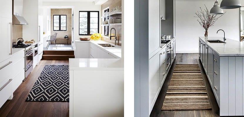 alfombras en la cocina buena o mala idea