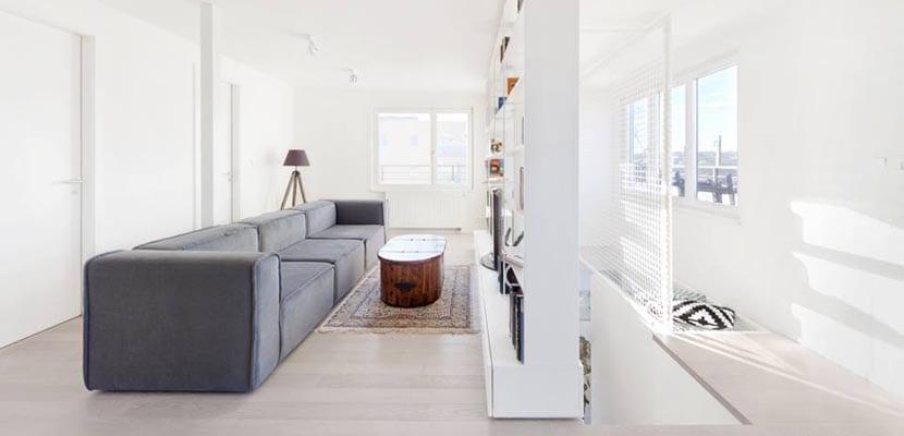 Apartamento moderno y funcional