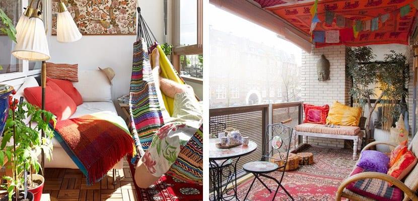 Balcones con estilo