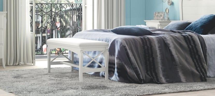 Guía para conseguir que un dormitorio se vea más amplio