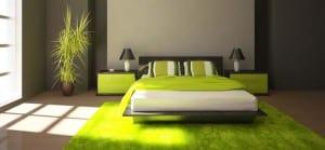 Dormitorios inspirados en la naturaleza