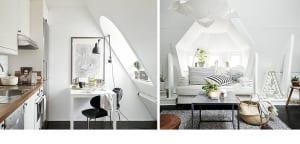 Decoración apartamento-estudio