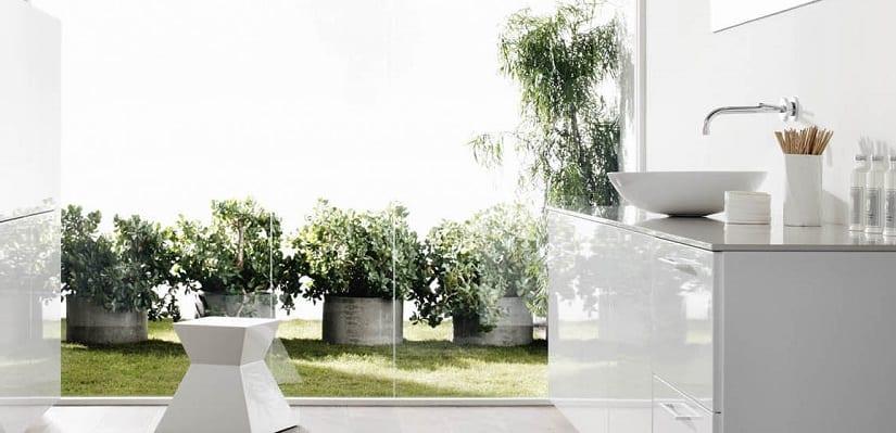 Baños en estilo nórdico