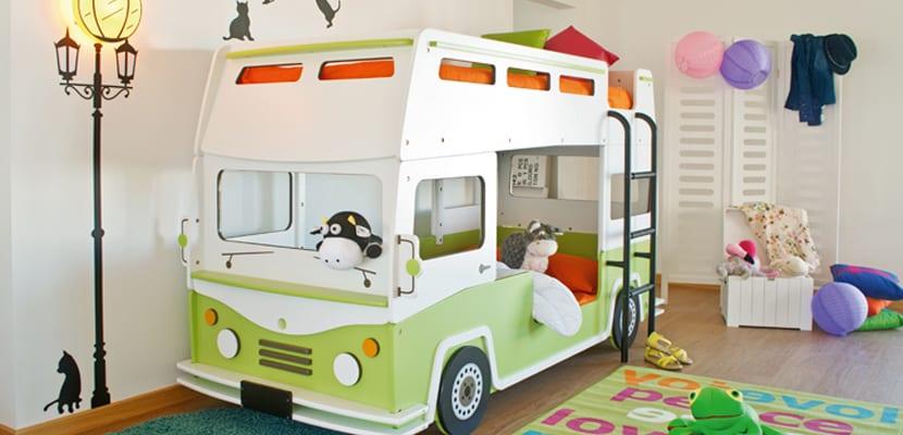 Vehículo-cama caravana