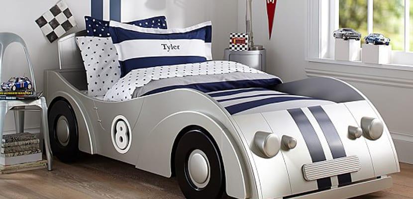 Un veh culo cama muy divertido - Coches cama para ninos ...