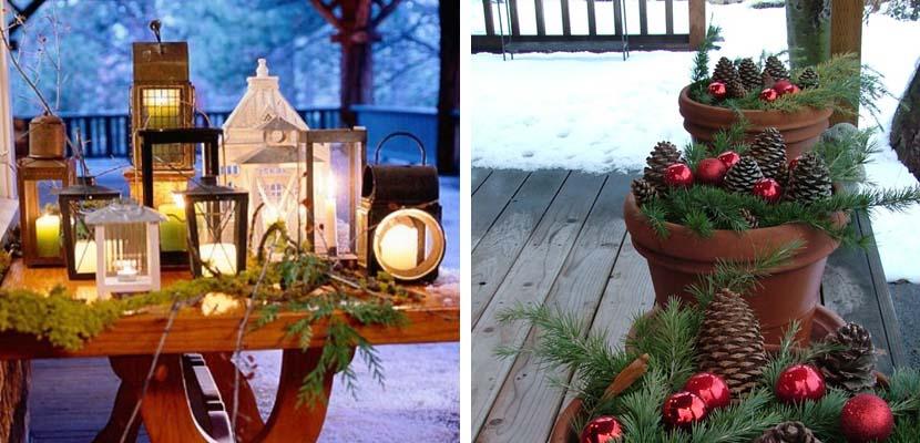 Decoracion Exterior De Navidad - Decoracion-navidea-para-exterior