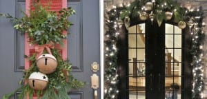 Decoración navideña de exterior