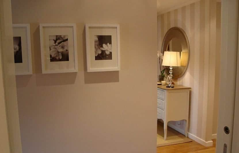 C mo pintar un pasillo seg n sus caracter sticas - Pinturas para pasillos ...