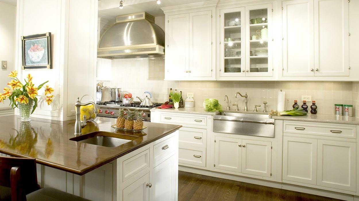 consejos para tener una cocina m s pr ctica. Black Bedroom Furniture Sets. Home Design Ideas