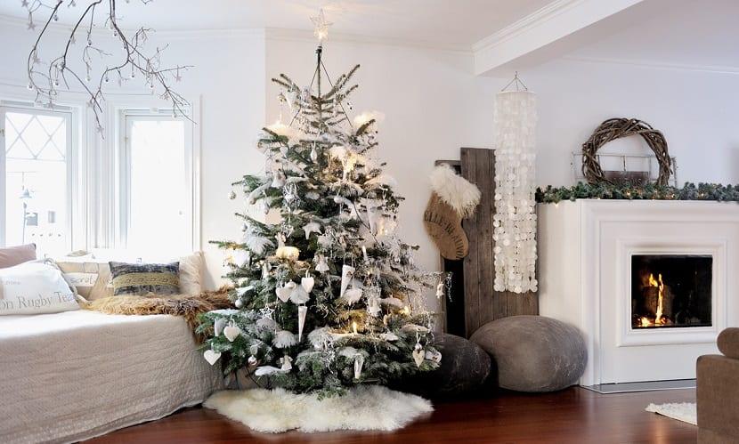 estilo navidad nordico