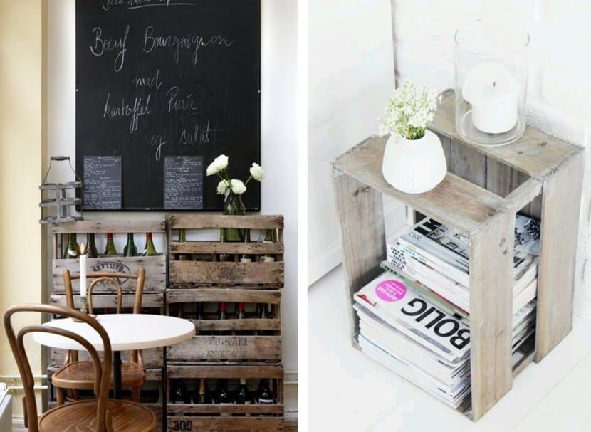 ideas de reciclaje para decorar el hogar