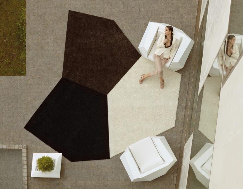 alfombras geometricas