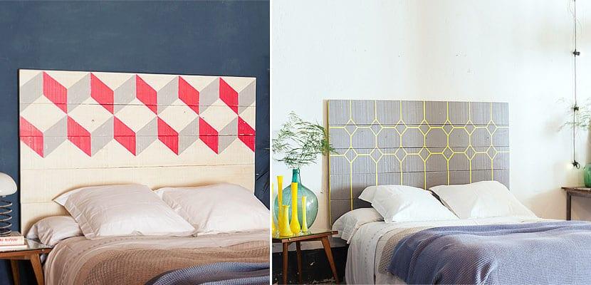 Cabeceros artesanales rue vintage 74 - Cabeceros de cama vintage ...