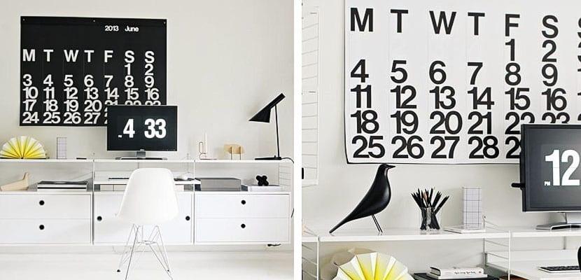 Calendarios oficina