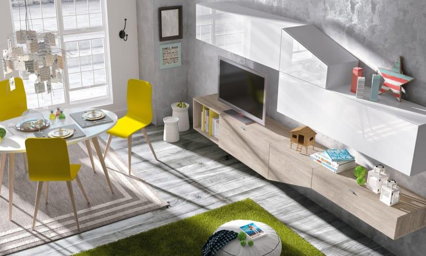 comprar muebles online luz