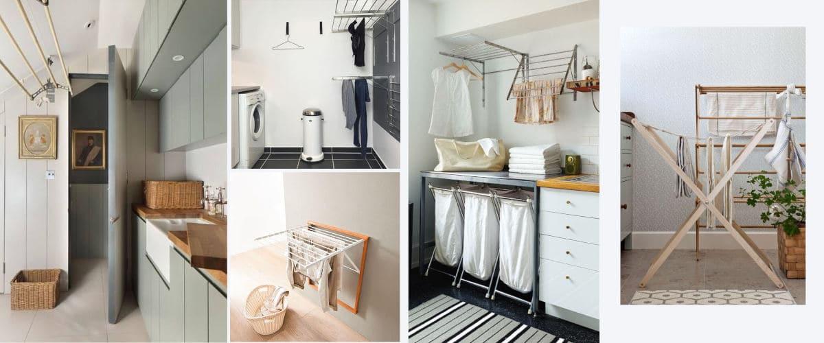 El cuarto de lavabo puede ser grande o pequeño
