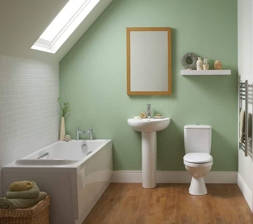 Consejos para decorar un cuarto de baño pequeño