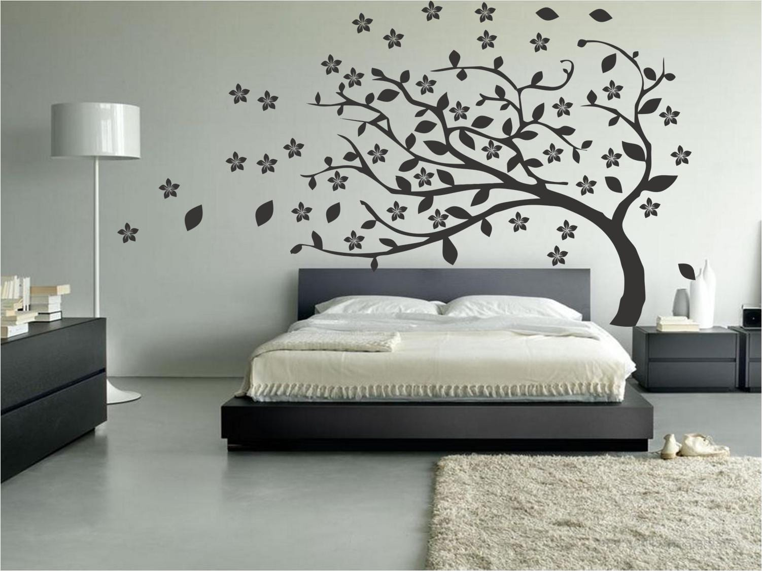 Cómo decorar el dormitorio con poco dinero