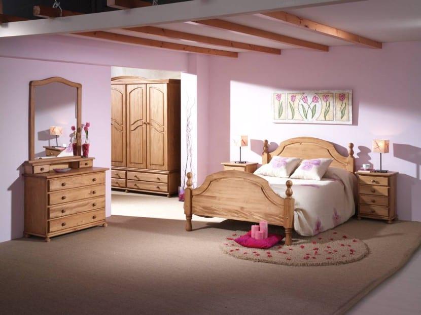 Decorar un dormitorio al estilo provenzal - Muebles estilo provenzal ...